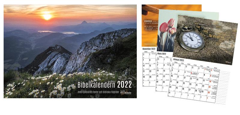 Bibelkalendern 2022
